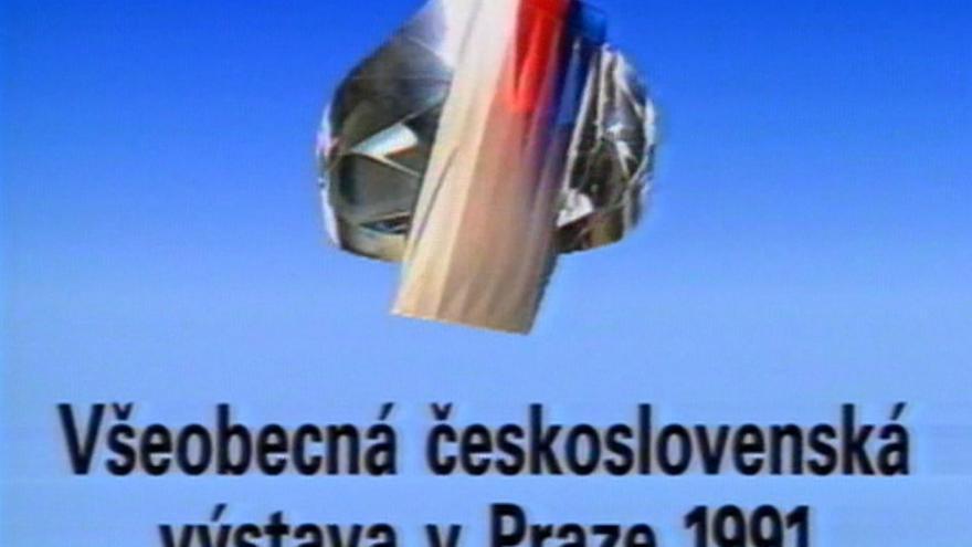 Video Chystá se Všeobecná Československá výstava