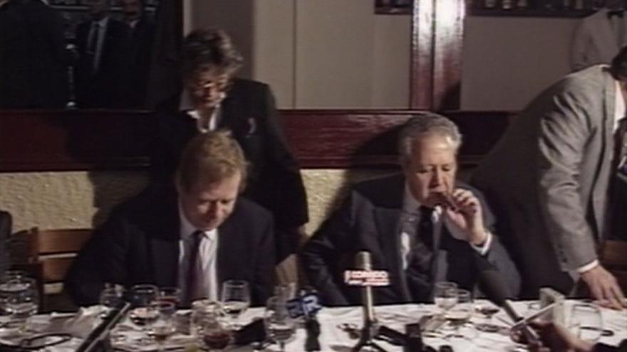 Video Prezident Havel v Lisabonu