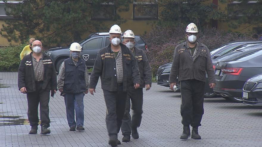 Video Události v regionech: Zaměstnanci OKD hledají novou práci