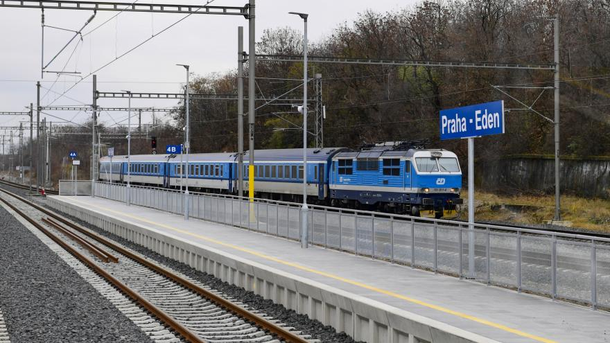 Video Události: Nová železnice v Praze
