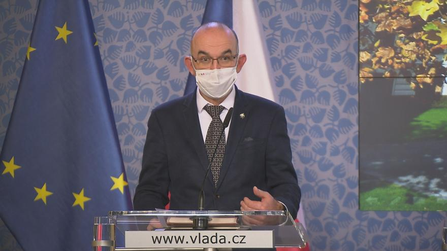 Video Tisková konference po jednání vlády z 14. prosince