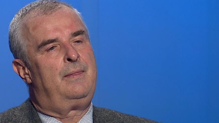 Video Koordinátor očkovací strategie Zdeněk Blahuta odpovídal na dotazy k očekávané vakcinaci