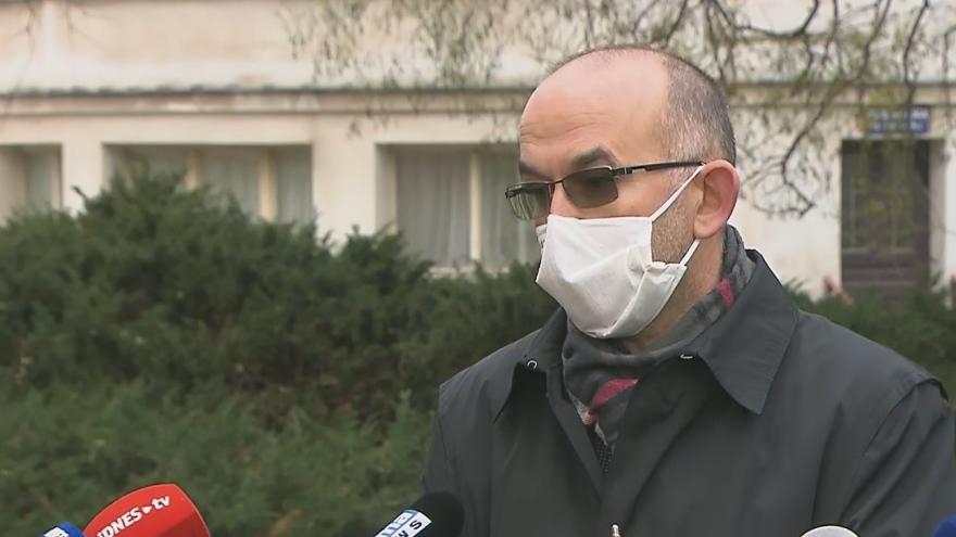 Video Brífink ministra Blatného o připravenosti nemocnic na očkování proti koronaviru