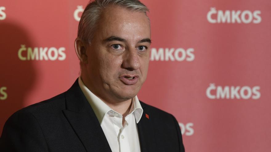Video Interview ČT24: Josef Středula mluví o koronaviru i Dufkovi