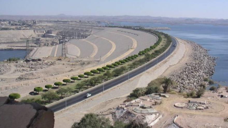 Video Horizont ČT24: Půl století od otevření Vysoké asuánské přehrady