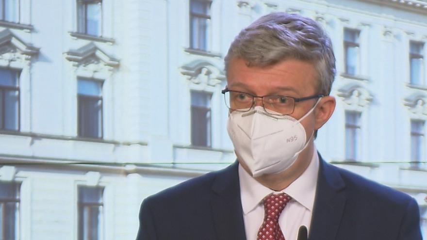 Video Brífink po jednání vlády 4. ledna