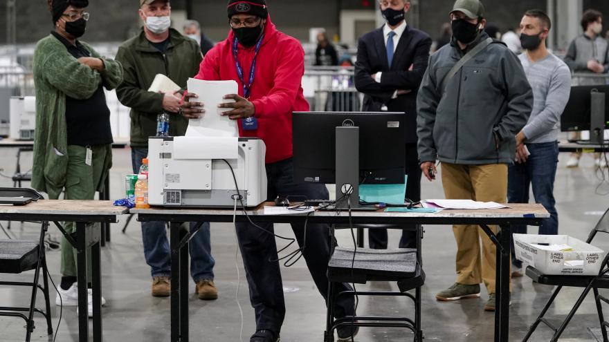 Video Události: Volby v Georgii