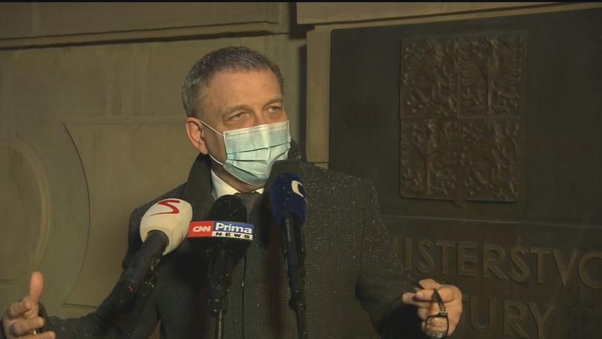 Video Ministr Zaorálek k dopadům epidemie na oblast kultury