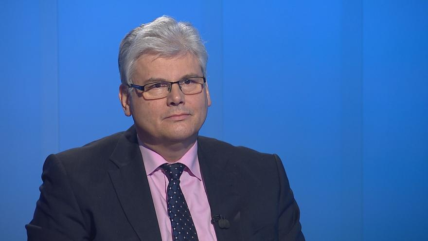 Video Interview ČT24: Miloslav Ludvík o koronaviru i motolské nemocnici