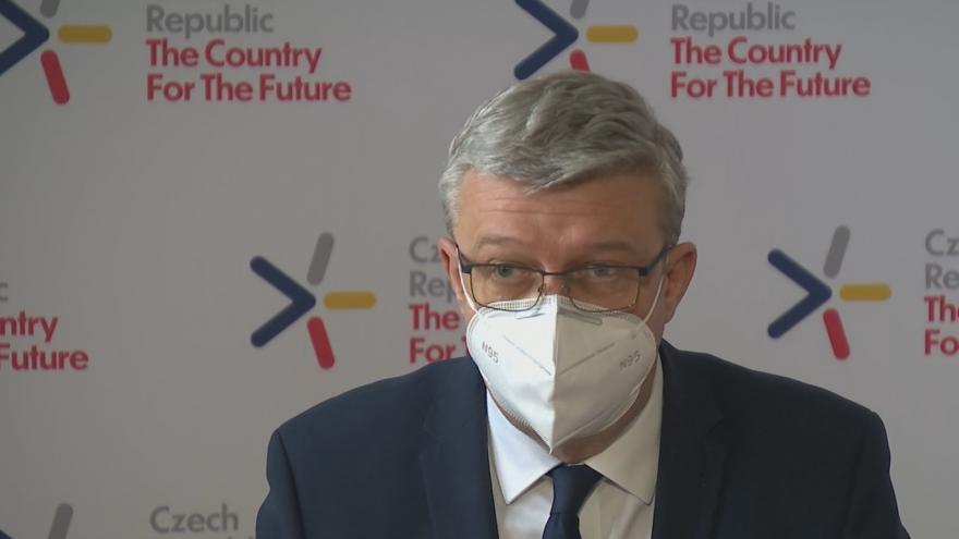 Video Brífink ministra Havlíčka o pomoci firmám a živnostníkům