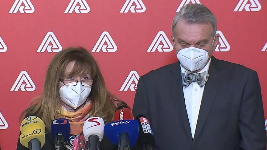 Video Brífink po jednání správní rady VZP z 25. ledna