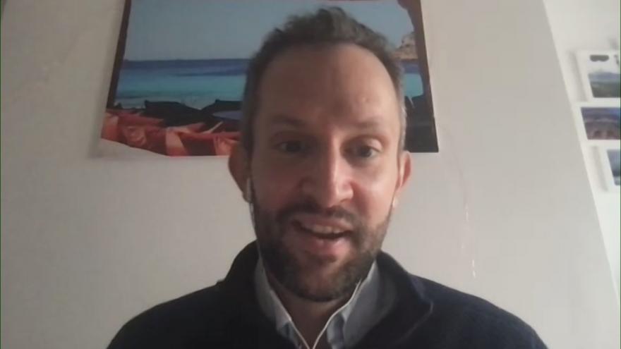 Video Rozhovor s mikrobiologem - v angličtině