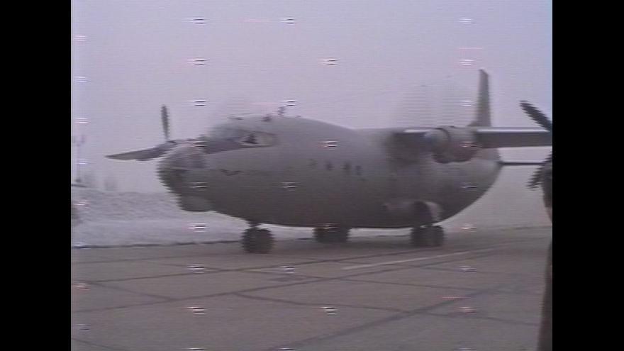 Video Odlet posledních letadel SSSR