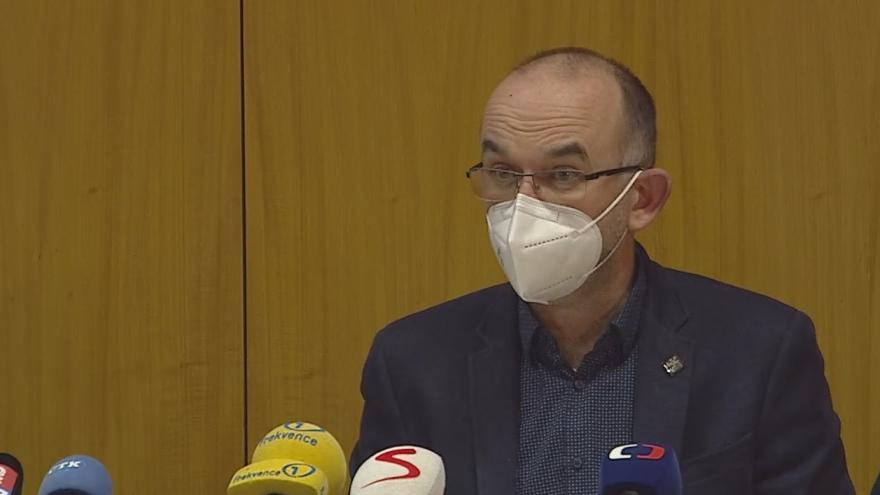Video Vývoj epidemie koronaviru v Česku 29. ledna