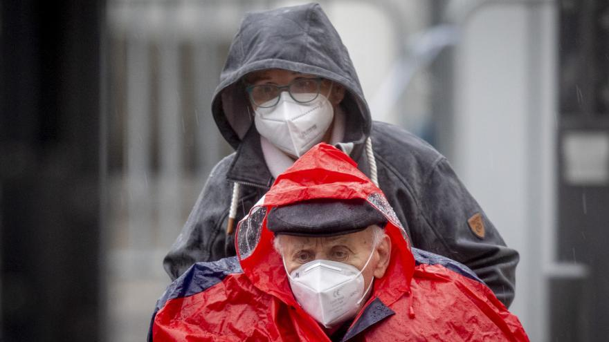Video Události, komentáře: Pandemická situace v Německu