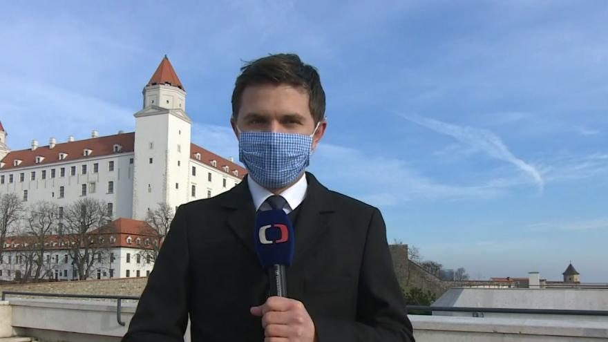 Video Studio ČT24: Zahraniční zpravodaj Obrovský k opatřením proti epidemii v Maďarsku