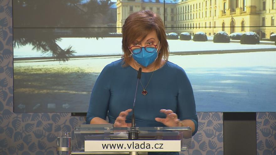 Video Brífink po jednání vlády z 1. února