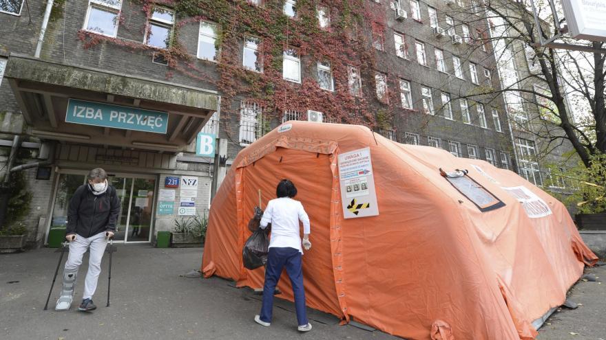 Video Události: Koronavirus v Polsku