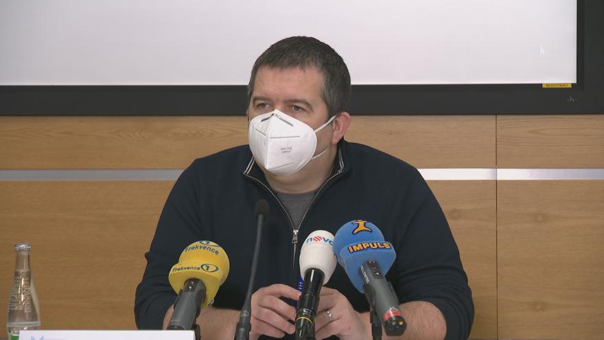 Video Brífink po jednání ústředního krizového štábu 10. února