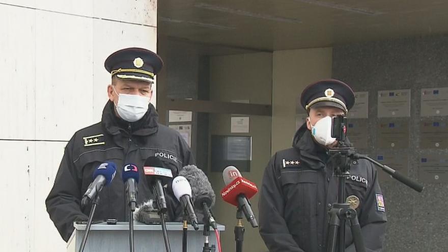 Video 1. náměstek policejního prezidenta Martin Vondrášek k opatřením v uzavřených okresech