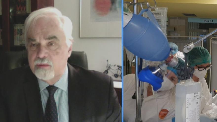 Video Ředitel FN Hradec Králové Vladimír Palička o limitech lůžkové kapacity nemocnic