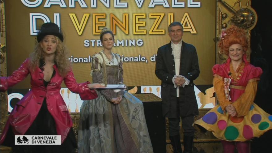 Video Karneval v Benátkách letos jen online