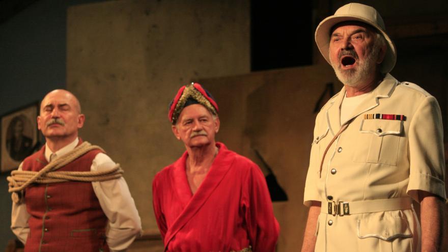 Video Krátké ukázky z her Divadla Járy Cimrmana