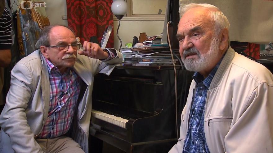 Video Svěrák a Uhlíř – padesát let spolu