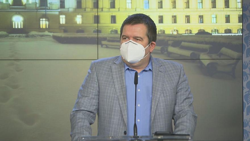Video Brífink po jednání vlády 22. února
