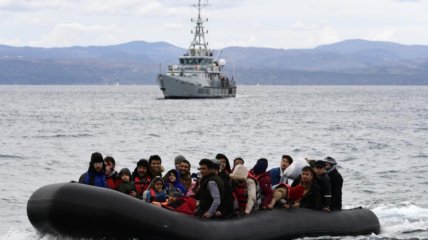 Video Horizont ČT24. Evropský parlament vyšetřuje agenturu Frontex