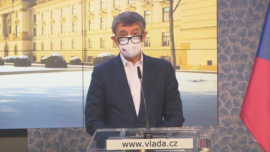 Video Brífink po mimořádném jednání vlády 24. února