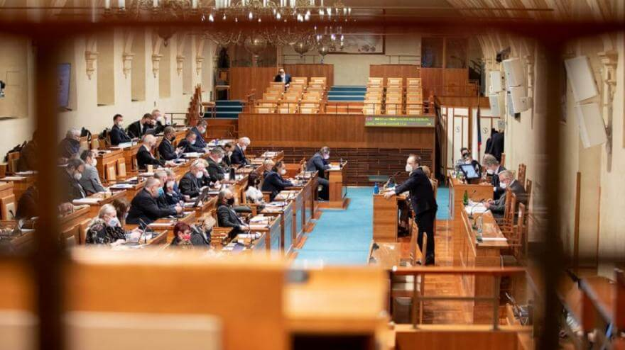 Video Záznam z jednání schůze Senátu 18. března