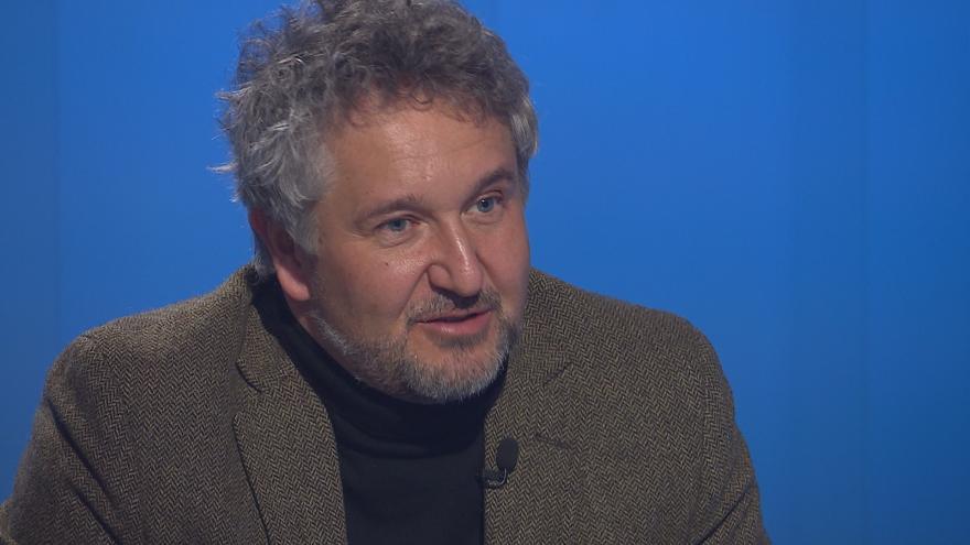 Video Epidemiolog Petr Smejkal v Interview ČT24