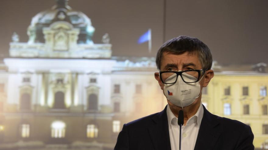 Video Události: Vyjednávání evropských lídrů o vakcínách