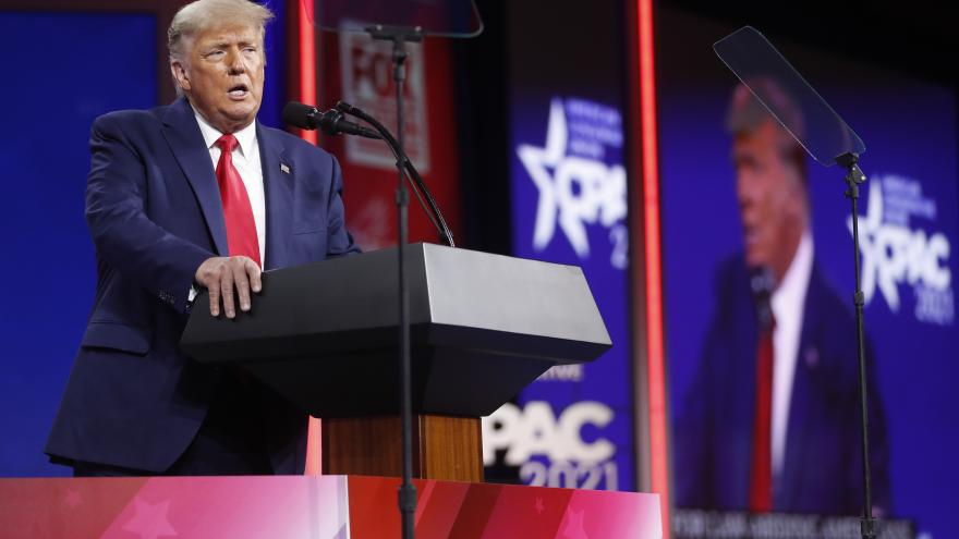 Video Události: Trumpův návrat