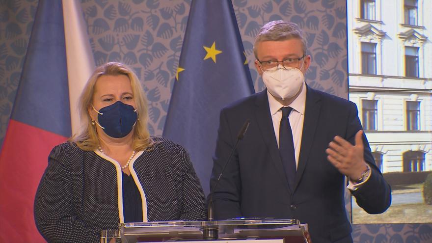 Video Brífink po jednání vlády 1. března