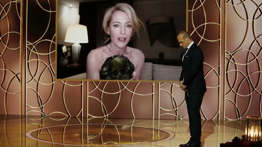 Video Události: Celebrity přebíraly Zlaté glóby i z hotelu v Praze