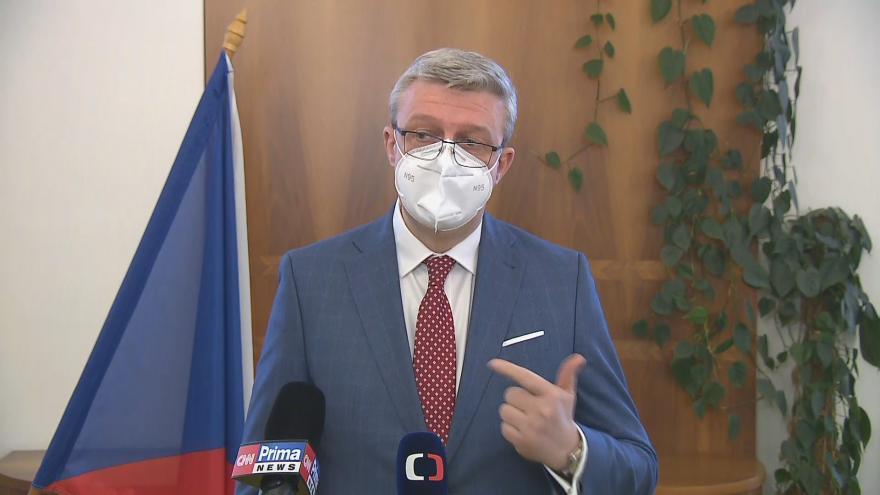 Video Brífink ministra Havlíčka o změně pravidel zaměstnaneckého stravování