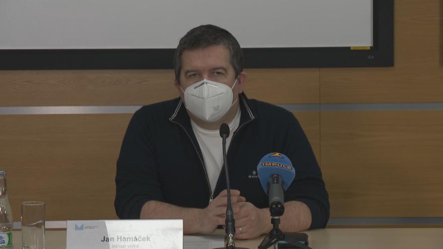 Video Brífink po jednání Ústředního krizového štábu 3. března