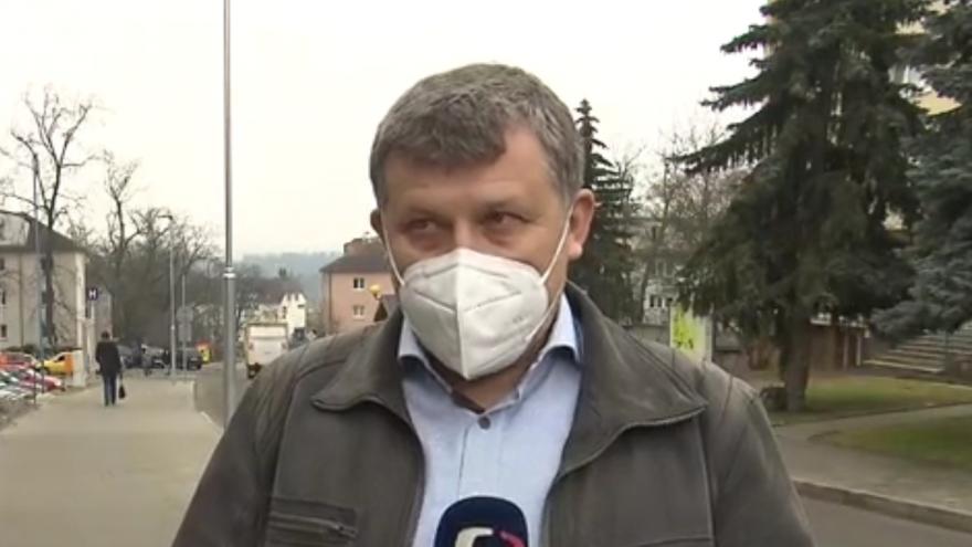 Video Studio ČT24: Ředitel benešovské Nemocnice Rudolfa a Stefanie Roman Mrva k aktuální situaci
