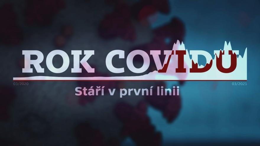 Video 90' ČT24 - Rok covidu – Stáří v první linii