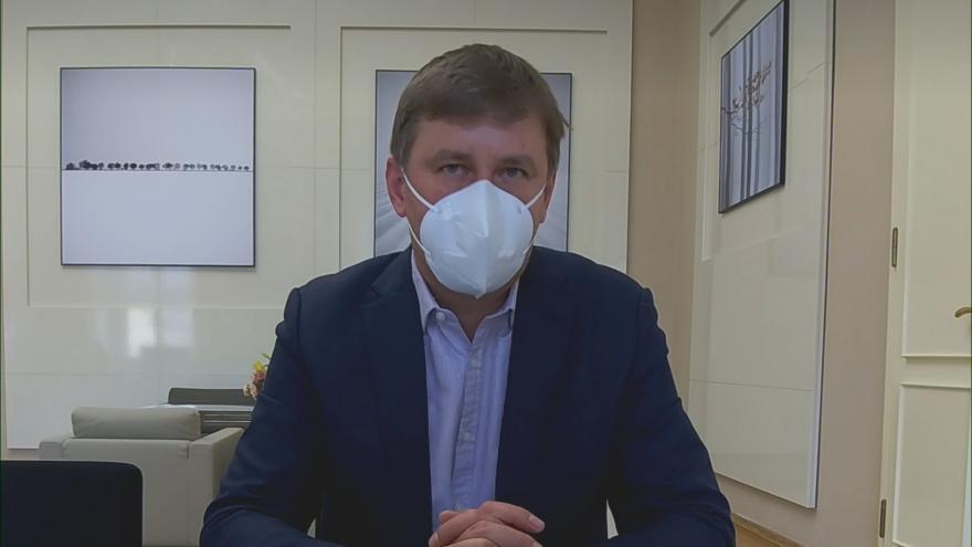 Video Ministr zahraničí Petříček k prezidentovu přání ho odvolat z funkce