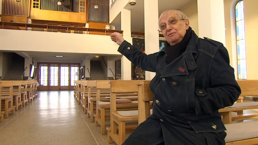 Video Cesty víry: Hovory klauna s Bohem