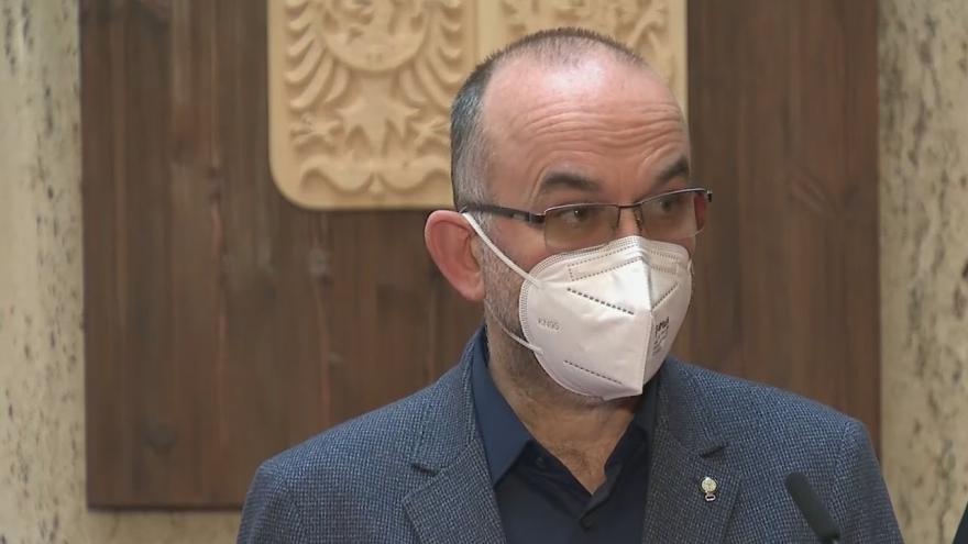 Video Brífink ministra Blatného k aktuální epidemiologické situaci 12. března