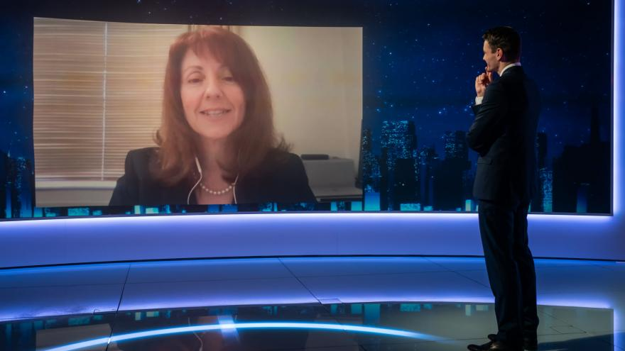 Video Hyde Park Civilizace - Carole Mundell