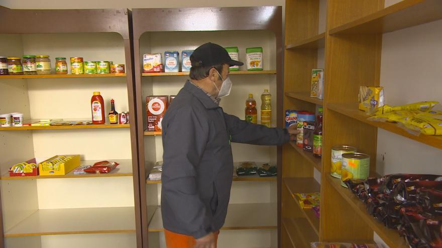 Video Pro ty, kteří si nemohou dojet nakoupit, vznikl v obci na Třebíčsku hodinový obchod