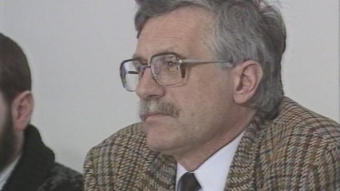 Video Václav Klaus o rozdělení Československa