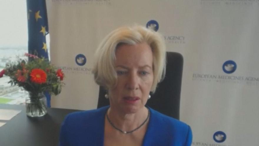 Video Vyjádření Evropské lékové agentury k vakcíně AstraZeneca