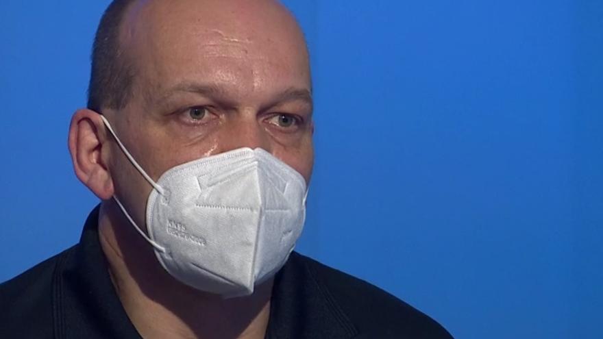 Video Hostem Interview ČT24 byl první náměstek policejního prezidenta Martin Vondrášek