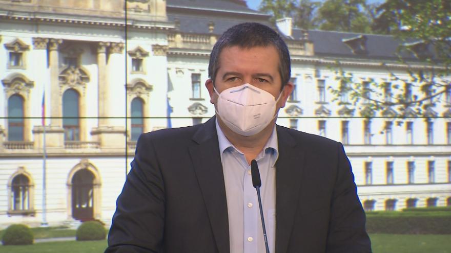 Video Brífink po jednání vlády 22. března